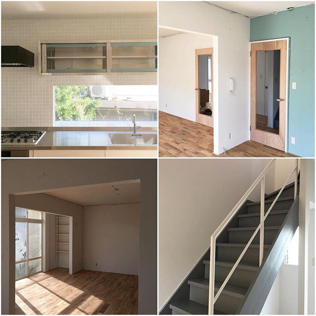 葉山の戸建て住宅の改修案件。今回のリノベは空間に制限がある中で何ができるかを模索しながら、内装は住まい手の好みや…